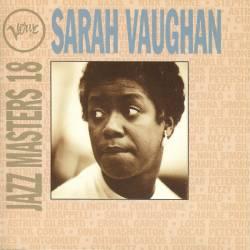 Sarah Vaughan - Jazz Masters 18