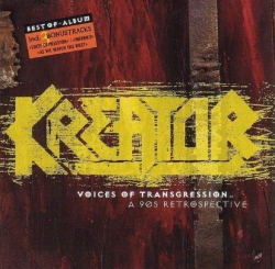 Kreator - Voices Of Transgression - A 90s Retrospective
