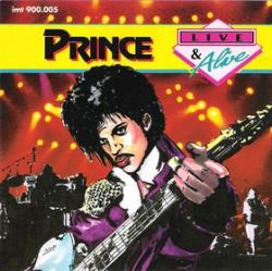Prince - Live & Alive