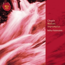 Arthur Rubinstein - Chopin Waltzes & Impromptus: Classic Library Series