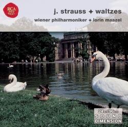 Lorin Maazel - J. Strauss: Waltzes