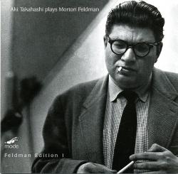 Aki Takahashi - Aki Takahashi Plays Morton Feldman