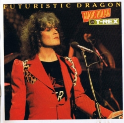 T. Rex - Futuristic Dragon