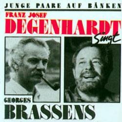 Georges Brassens - Junge Paare Auf Bänken