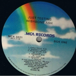 Wishbone Ash - Just Testing