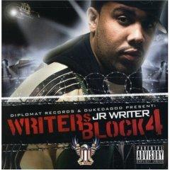 J.R. Writer - Writer's Block 4