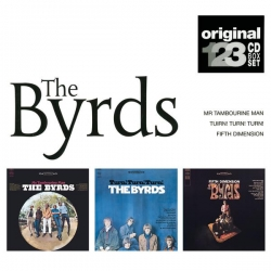 The Byrds - Mr. Tambourine Man / Turn! Turn! Turn! / Fifth dimension