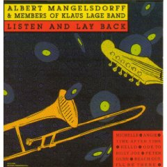 Albert Mangelsdorff - Listen And Lay Back