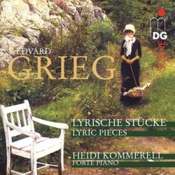 Edvard Grieg - Lyrische Stücke • Lyric Pieces