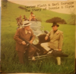 Flatt & Scruggs - The Story Of Bonnie And Clyde