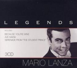 Mario Lanza - Legends - Mario Lanza