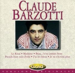 Claude Barzotti - Gold