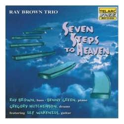 Ray Brown Trio - Seven Steps To Heaven