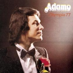 Adamo - OLYMPIA 77 Enregistré en Public