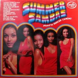 Duncan Lamont - Summer Sambas
