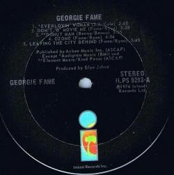Georgie Fame - Georgie Fame