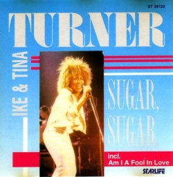 Ike & Tina Turner - Sugar, Sugar