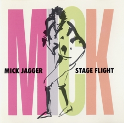 Mick Jagger - Stage Flight