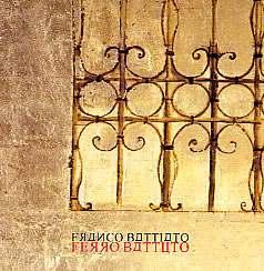 Franco Battiato - Ferro Battuto