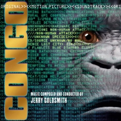 Jerry Goldsmith - Congo Original Motion Picture Soundtrack