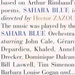 Hector Zazou - Sahara Blue