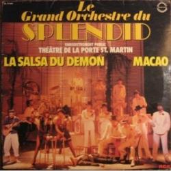 Le Grand Orchestre du Splendid - Enregistrement Public, Théatre De La Porte St. Martin