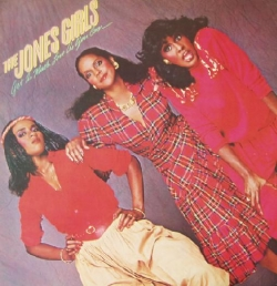 The Jones Girls - Get As Much Love As You Can