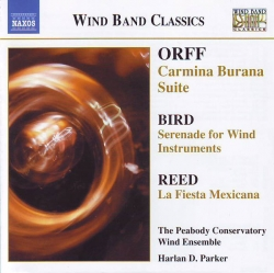 Carl Orff - Carmina Burana Suite / Serenade For Wind Instruments / La Fiesta Mexicana