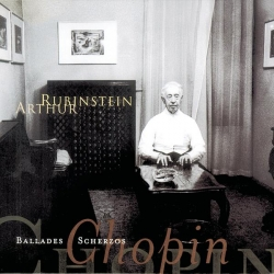 Arthur Rubinstein - Rubinstein Collection, Vol. 45 :Chopin: Ballades, Scherzi, Tarantelle