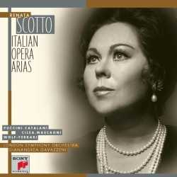 Renata Scotto - Italian Opera Arias