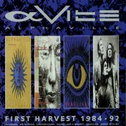 Alphaville - First Harvest 1984-92
