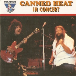 Canned Heat - In Concert