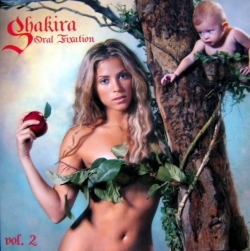 Shakira - Oral Fixation Vol. 2
