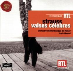 Lorin Maazel - Strauss: Valses Célèbres