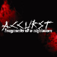 Accurst - Fragments Of A Nightmare