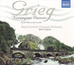 Edvard Grieg - Norwegian Dances • Slåtter & Ballade