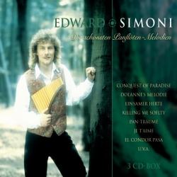 Edward Simoni - Die schönsten Panflöten Melodien