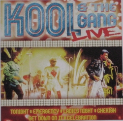 Kool & The Gang - Live