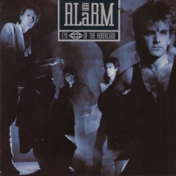 The Alarm - Eye Of The Hurricane