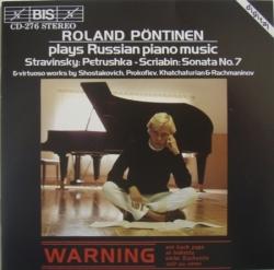 Alexander Scriabine - Plays Russian Virtuoso Piano Music