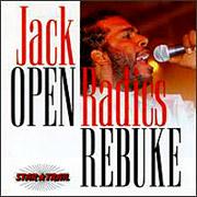 Jack Radics - Open Rebuke