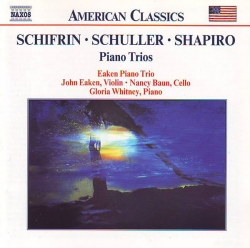 Lalo Schifrin - Piano Trios