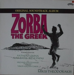 Mikis Theodorakis - Zorba The Greek (Original Soundtrack Album)