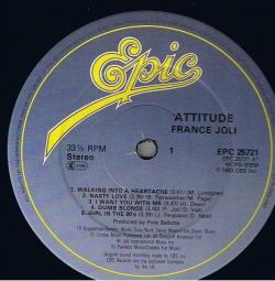 France Joli - Attitude
