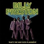 Billy Preston - That's The Way God Planned It