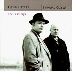 Gavin Bryars - The Last Days