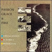 John McLaughlin - Passion, Grace & Fire