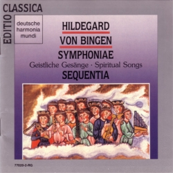 Hildegard von Bingen - Symphoniae, Geistliche Gesänge/Spiritual Songs