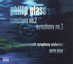 Philip Glass - Symphonies Nos. 2 And 3