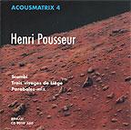 Henri Pousseur - Electronic Works